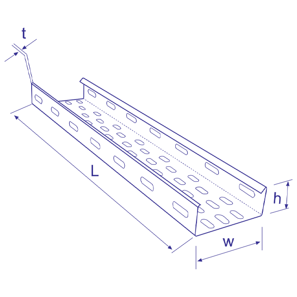 кабеленесущие системы h60 2