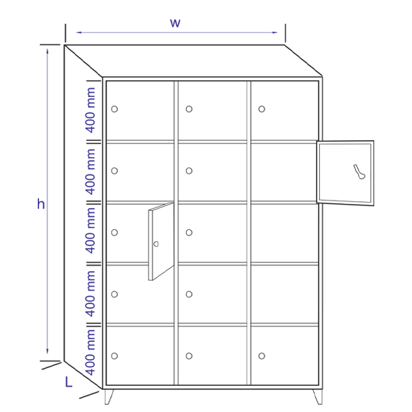метал камеры хранения